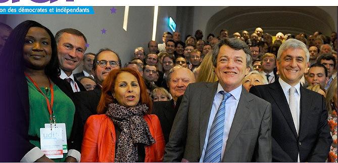 """Jean-Louis Borloo (UDI) : """"Nos Outre-mer sont vitaux pour notre pays"""""""