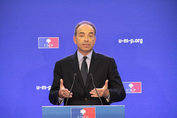 Jean-François Copé, nouveau président de l'UMP
