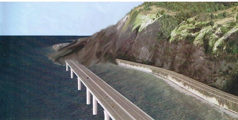 """Alternative Transport Réunion prédit un """"21 décembre 2012"""" pour la future route du Littoral"""