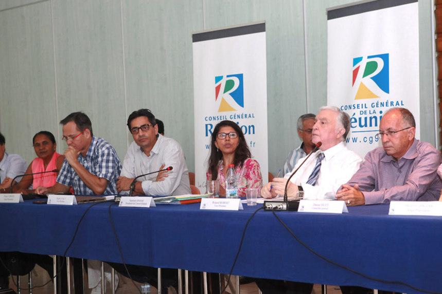 """Budget primitif 2013 : """"L'Etat fait payer aux collectivités ses restrictions"""" selon Nassimah Dindar"""