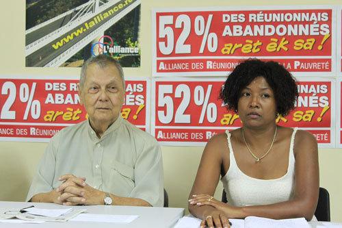 Aline Murin-Hoarau se démarque de l'Alliance, sur la forme le PS se démarque du… PS