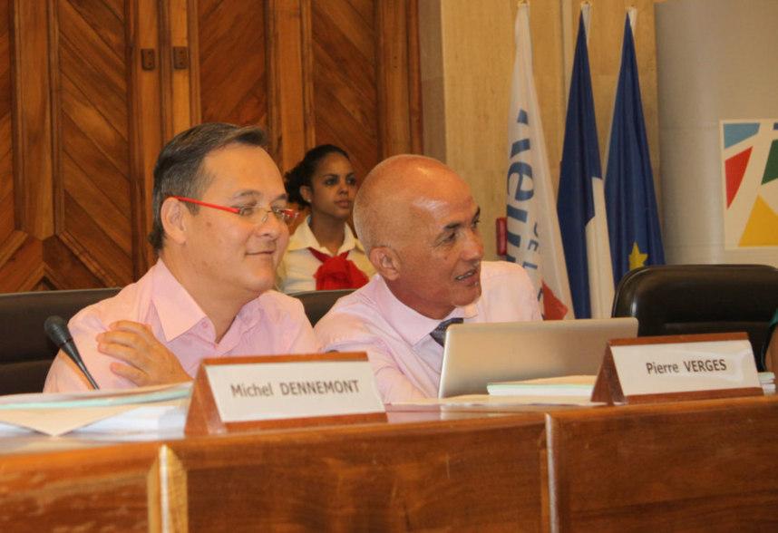Pierre Vergès propose une Mission d'expertise économique et financière de la route du Littoral