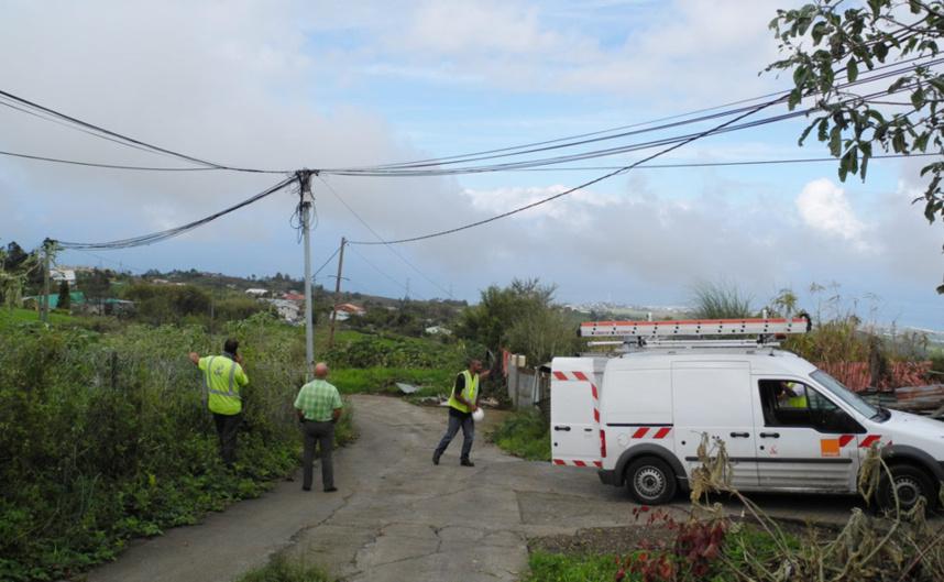 Cyclone Dumile : retour à la normale dans une semaine chez Orange