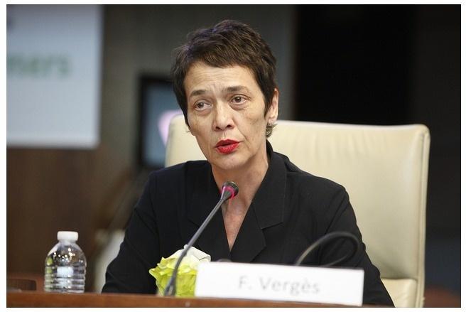 Je suis solidaire de la Réunionnaise et de ma compatriote Françoise Vergès