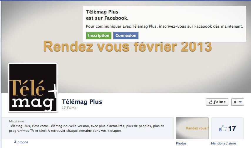 Un nouveau magazine télé à La Réunion, Télémag+