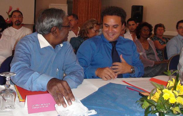 Didier Robert veut repartir avec toute la Droite… y compris Jean-Paul Virapoullé