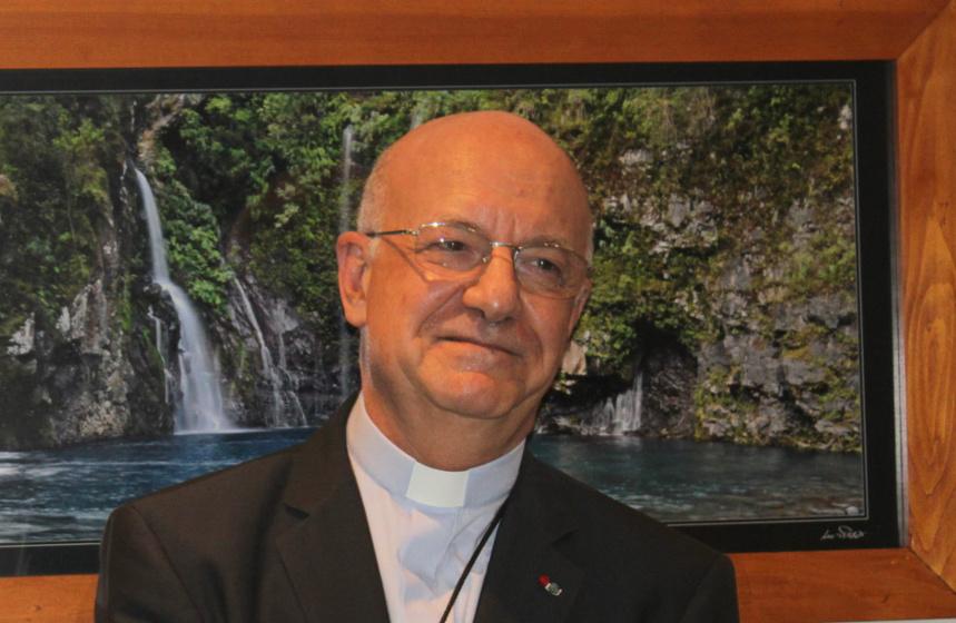 """Mgr Gilbert Aubry : """"La séparation des pouvoirs est une attitude franco-française"""""""