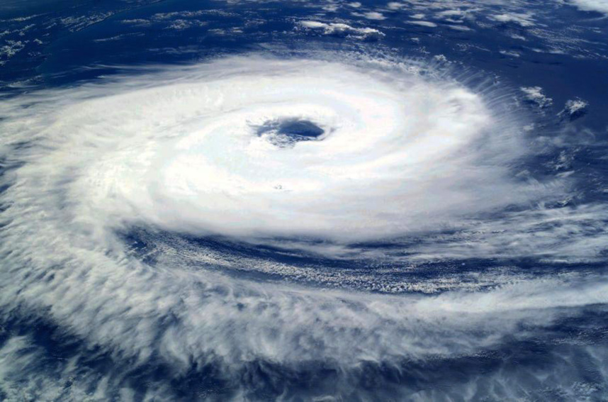 """""""Le calendrier climatiquedans l'œil du cyclone"""""""
