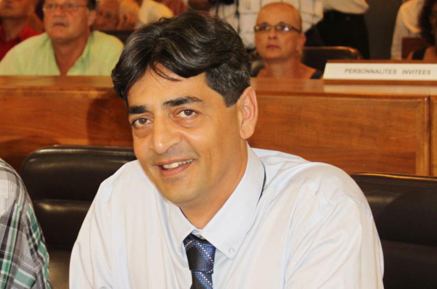 """Bachil Valy : """"5 millions d'euros d'investissement pour l'économie réunionnaise"""""""