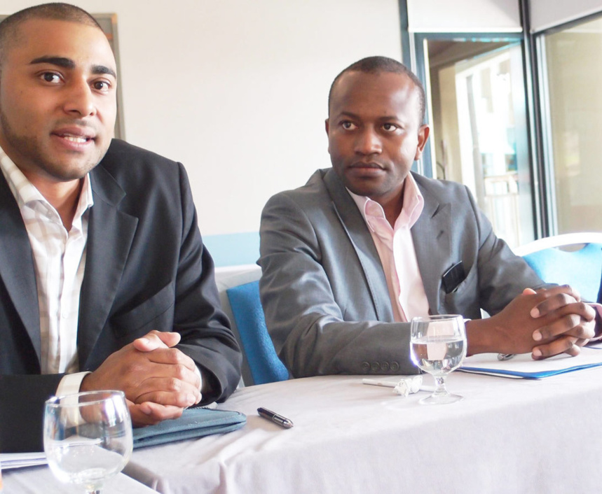 """""""Réconciliation de La Réunion avec l'Union Africaine (ex-OUA)"""""""