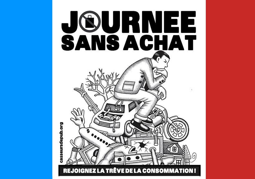 """LE 13  mars 2013  journée  """"Sans Achats"""" !!!"""