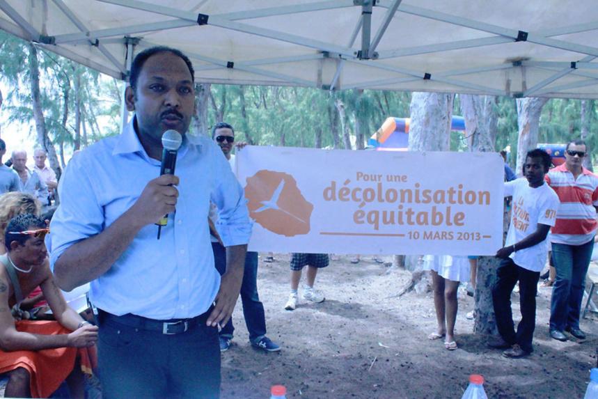 Thierry Robert et la décolonisation équitable jettent le trouble