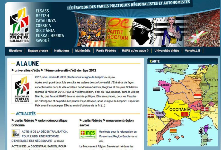 Charte des langues régionales: la promesse non ratifiée!