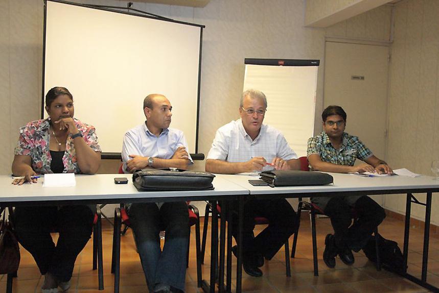 """PCR : """"La Réunion ne sera pas épargnée par les efforts demandés par François Hollande"""""""