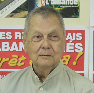 Décès de Christian Antou, les condoléances de Paul Vergès