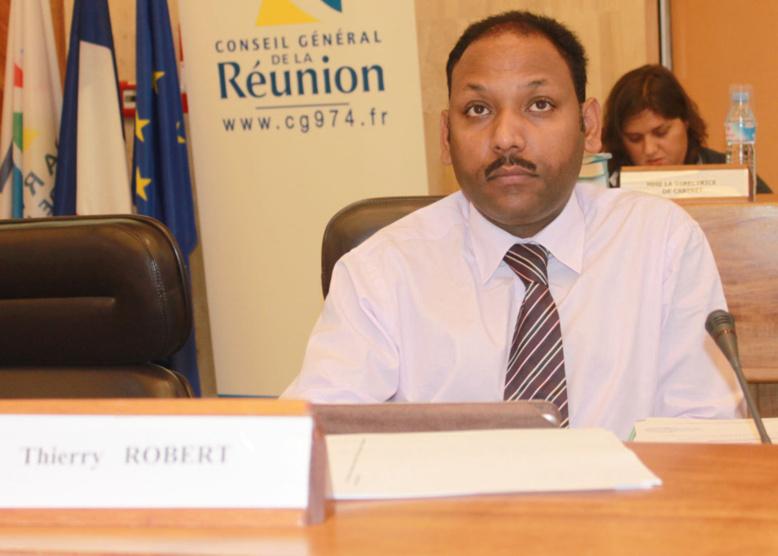 Décès de Christian Antou, les condoléances de Thierry Robert