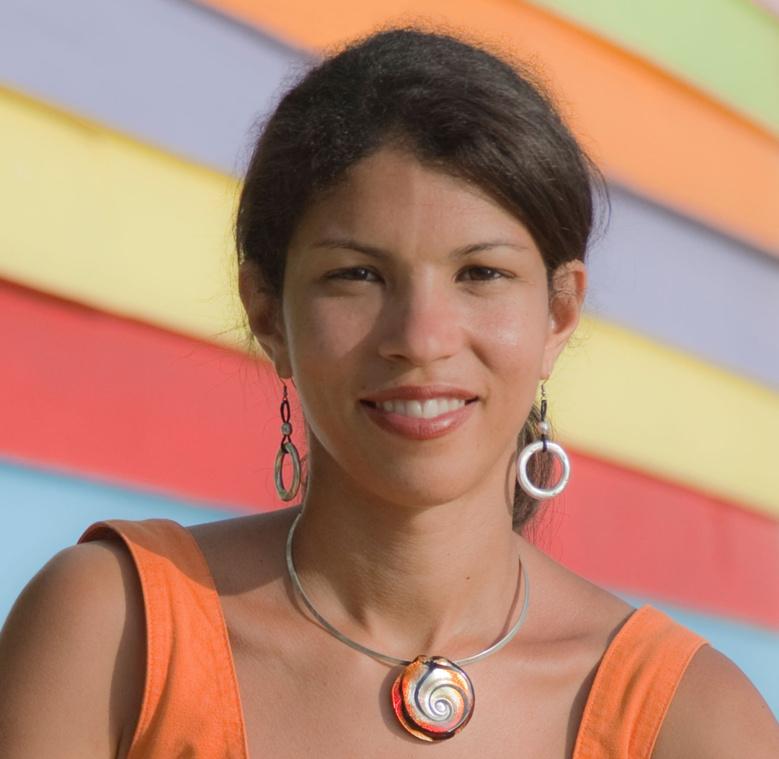 Vanessa Miranville, candidate aux Municipales 2014, ne bénéficiera plus de l'effet de surprise