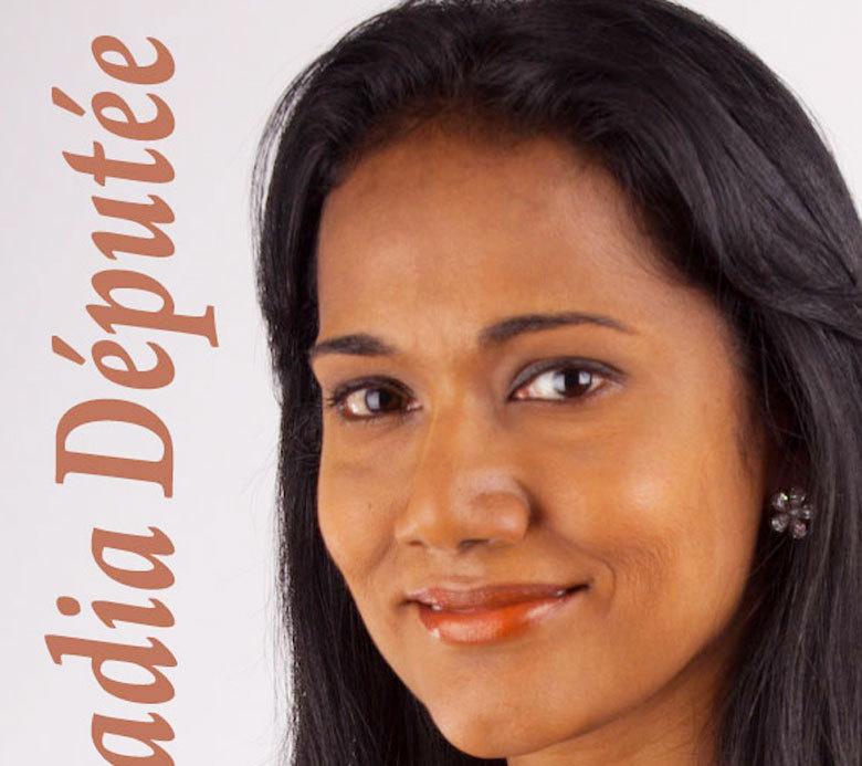 """Union de la Droite : Nadia Ramassamy ne fait """"pas partie de leur système"""""""