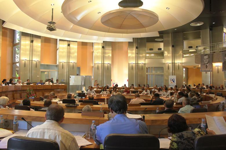 Conseil général : la grève est maintenue pour aujourd'hui