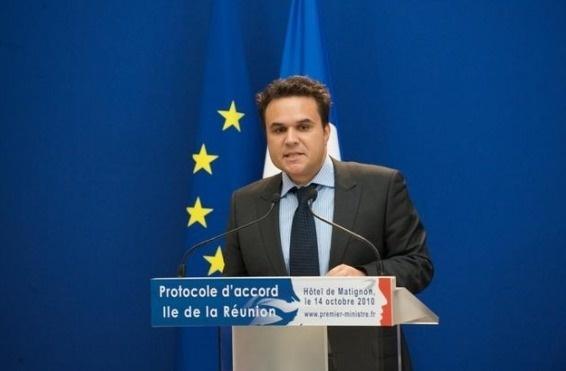 """Didier Robert demande à Hollande, """"le maintien de la défiscalisation outre-mer à son niveau actuel"""""""