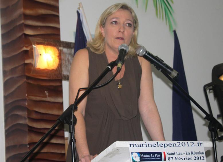 Accord PS/FN aux Législatives 2012, une première qui n'arrivera jamais à La Réunion
