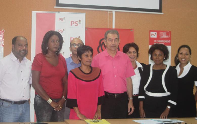 Le PS local défend le gouvernement et travaille aussi à son unité