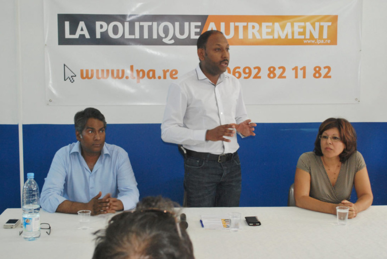 """LPA à Saint-Pierre : """"L'union plutôt que la division"""""""