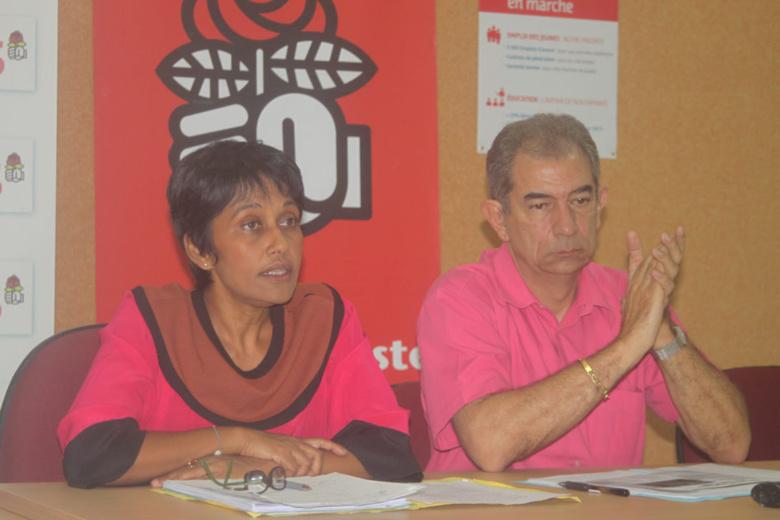 Supprimer l'alinéa 5 de l'article 73 : Ericka Bareigts et Paul Vergès, même combat