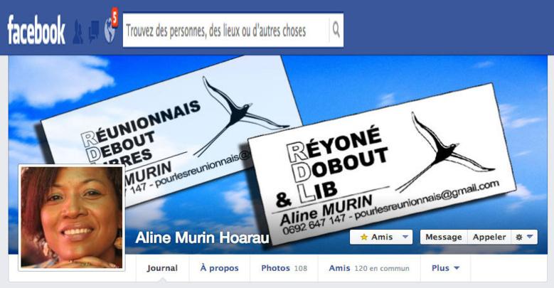 Aline Murin Hoarau : pour l'action concrète
