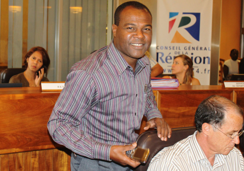 SDIS : Cyrille Hamilcaro soutient la candidature de Loubry