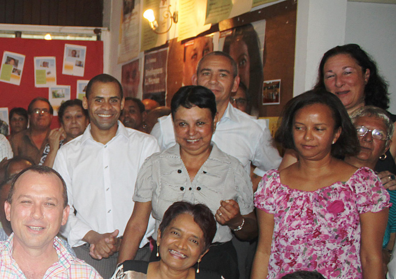 Conseil municipal de St-André : Didier Aroubani répond à Jean-Paul Ciret
