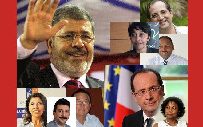 Morsi, Hollande et les autres…