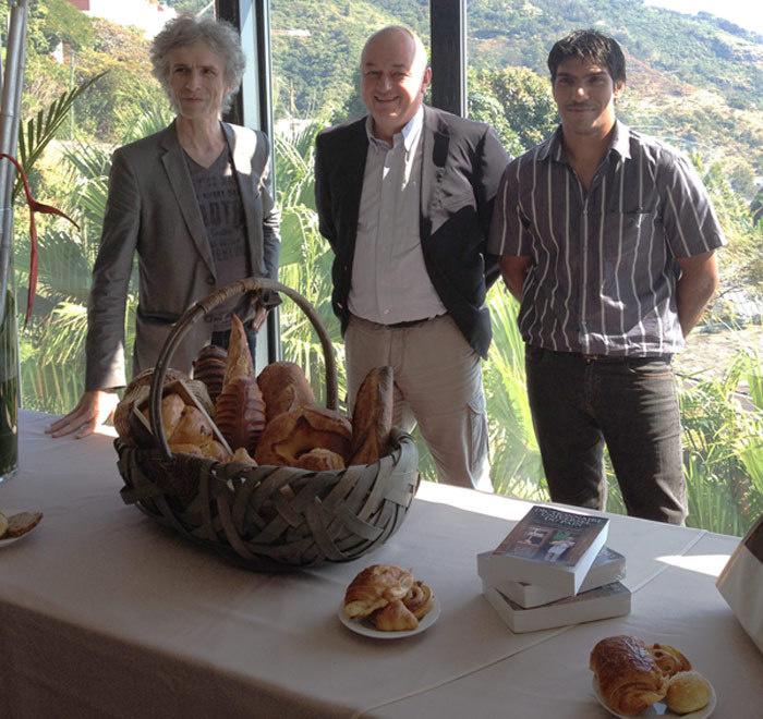 Vingt ans d'histoire avec les boulangers de l'Île