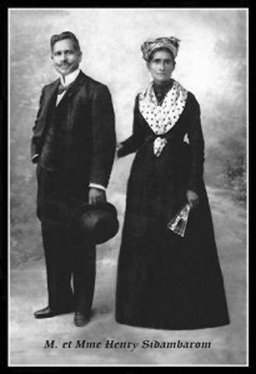 Henry Sidambarom, l'indigné de Pointe-à-Pître