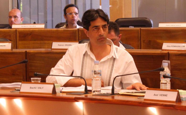 Bachil Valy, Gino Ponin-Ballom et Jean-Yves Morel, de nouveaux ténors à Droite