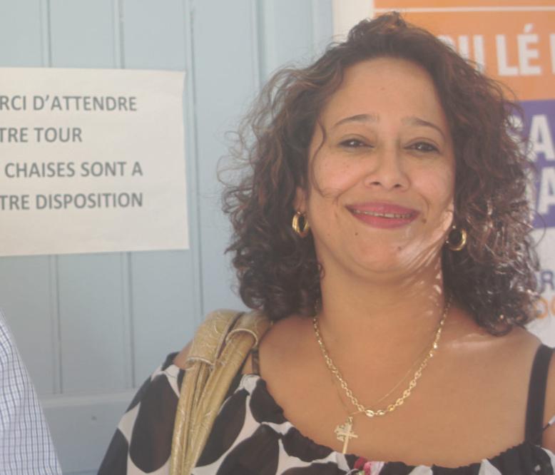 """Valérie Auber : """"L'union pour une nouvelle donne portoise"""""""