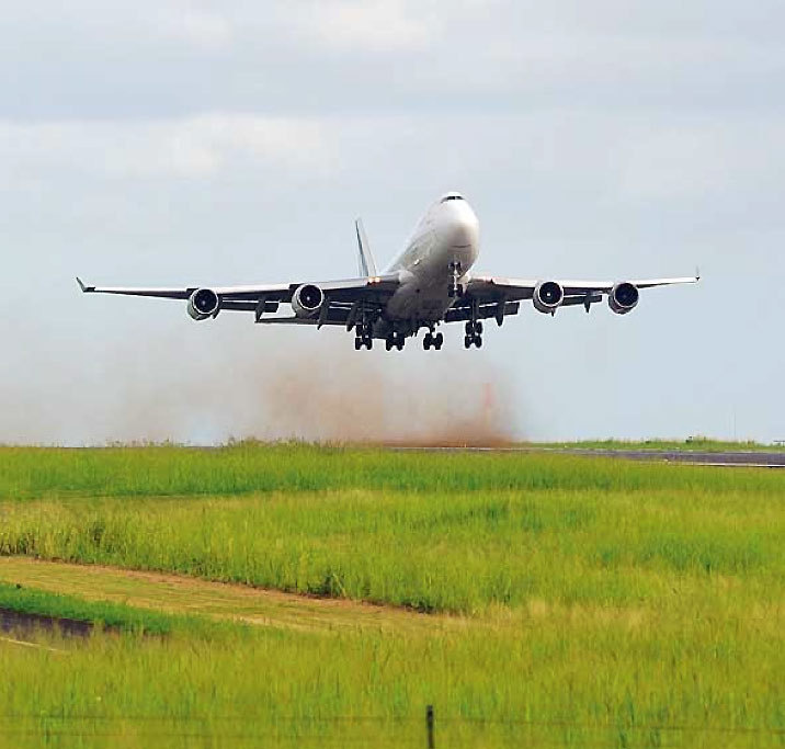 Aéroport de Gillot : le trafic en recul en juillet