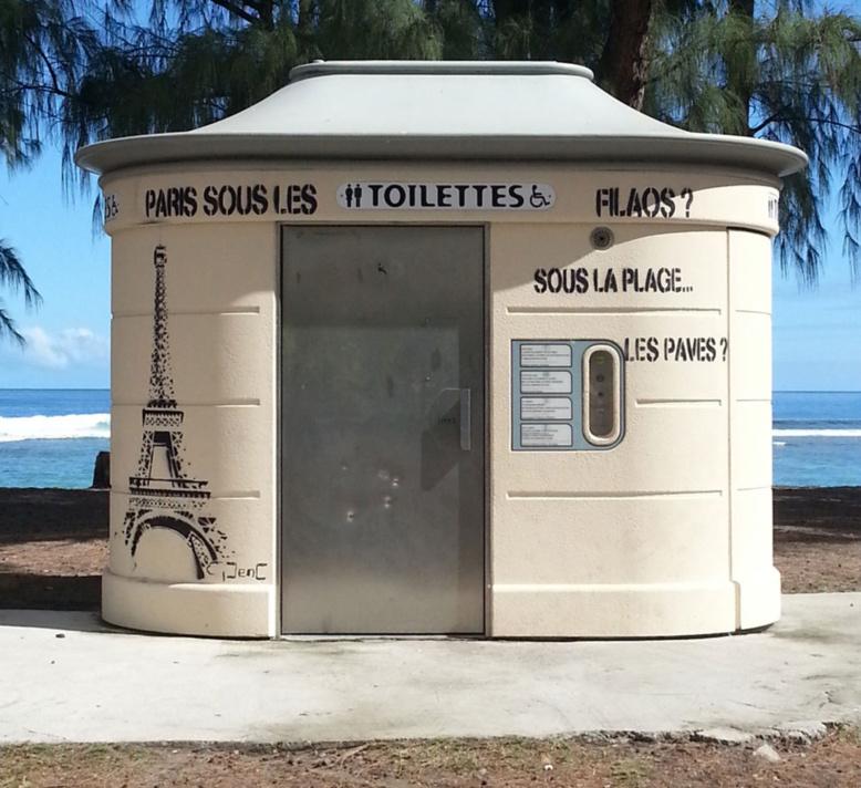 Paris - plage à Saint-Leu