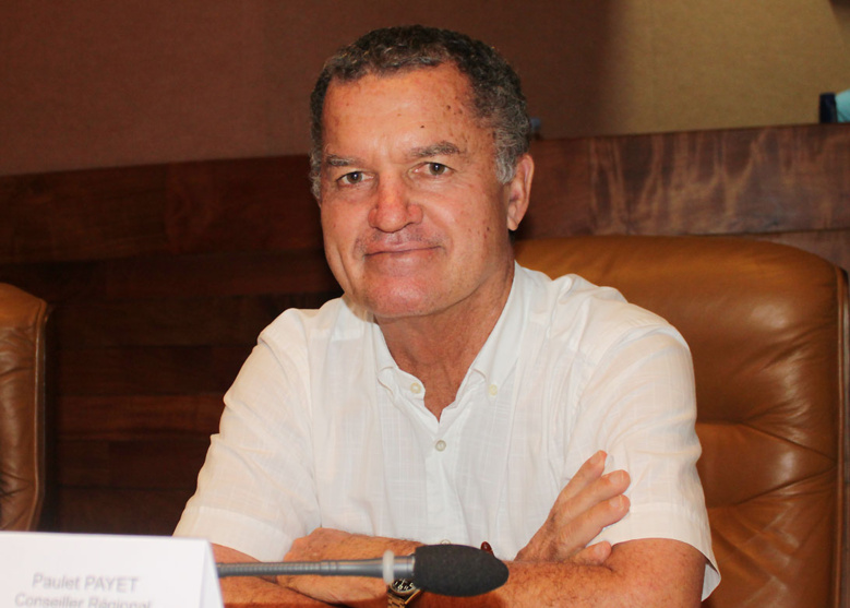 Tampon : Paulet Payet se réjouit du soutien de Didier Robert à Nathalie Bassire