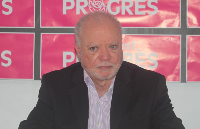 """Jean-Claude Fruteau, un """"grand sentimental"""" qui """"ne fait pas de sentiment en politique"""""""