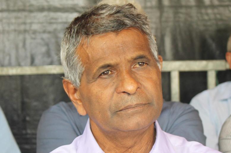 Joseph Sinimalé a confirmé qu'il ira sans la Droite, aux Municipales 2014 à Saint-Paul