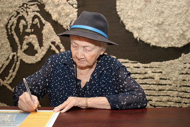 """""""Marie-Ange Pongérard, 100 ans, nous a quittés"""""""