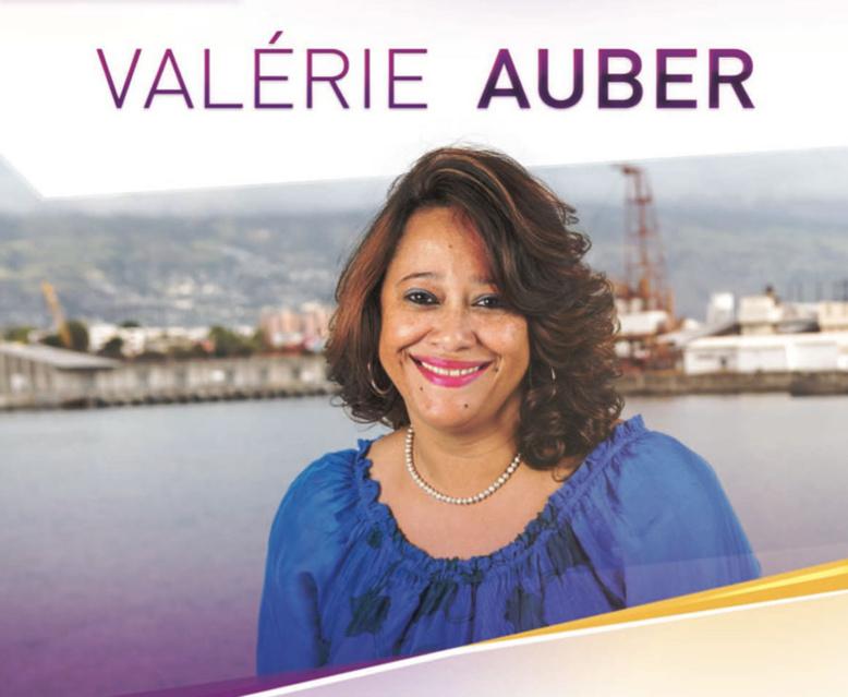 Valérie Auber officialise sa candidature dimanche, elle l'a écrit d'abord aux Portois