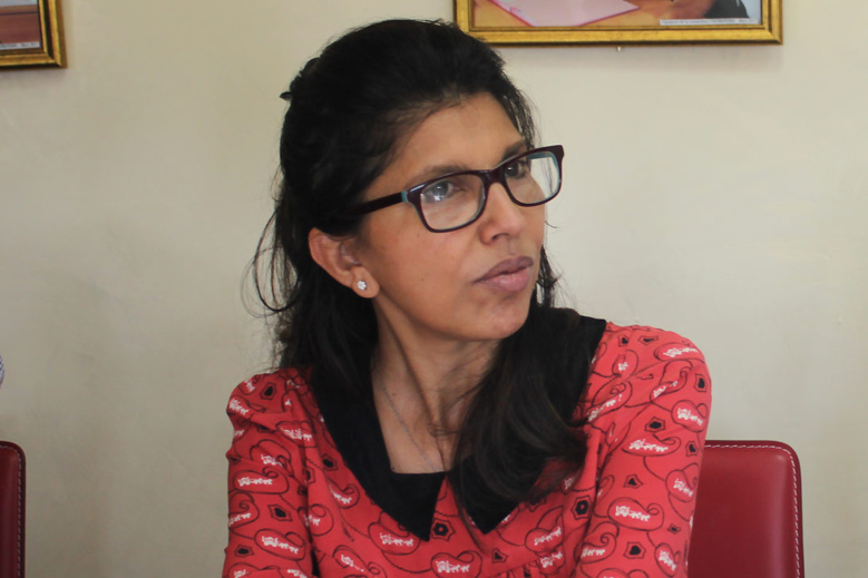 Nassimah Dindar regrette l'interruption des réunions tripartites : UMP, Objectif Réunion et UDI