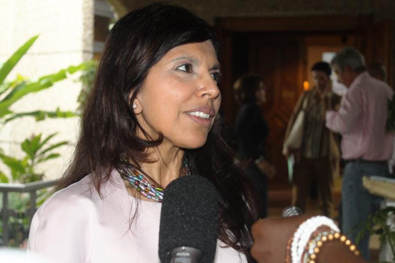 """Nassimah Dindar : """"La bataille ne fait que commencer"""""""
