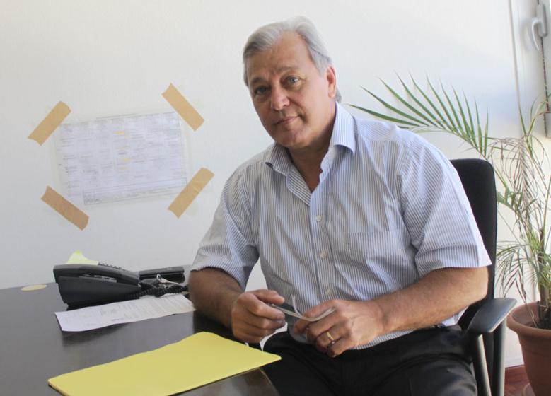 """Maurice Gironcel : """"Un tram-train, Ste-Suzanne-St-Denis, c'est 400 millions d'euros"""""""