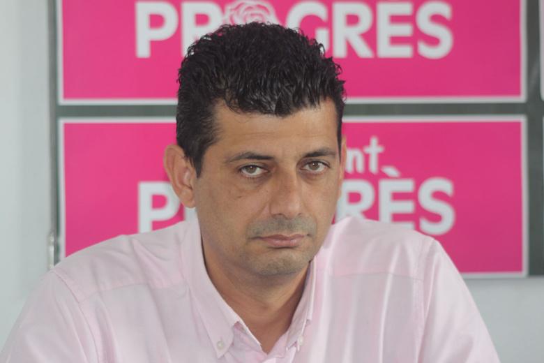 """Jean-Jacques Vlody (Le progrès) : """"Il y a une pression quotidienne sur les électeurs au Tampon"""""""