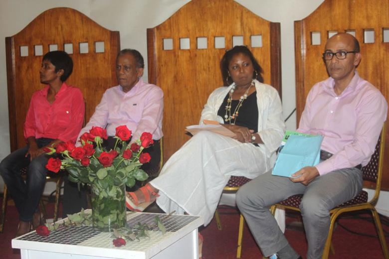 Les proches de Gilbert Annette ont mis Victoria, Nassimah Dindar et Lagourgue dans le même panier
