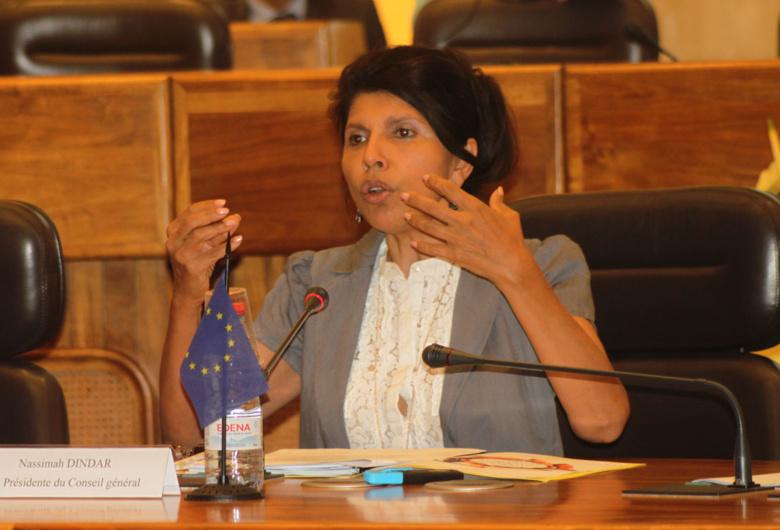 La nouvelle gouvernance de l'urgence sociale rapproche Nassimah Dindar des propositions communistes