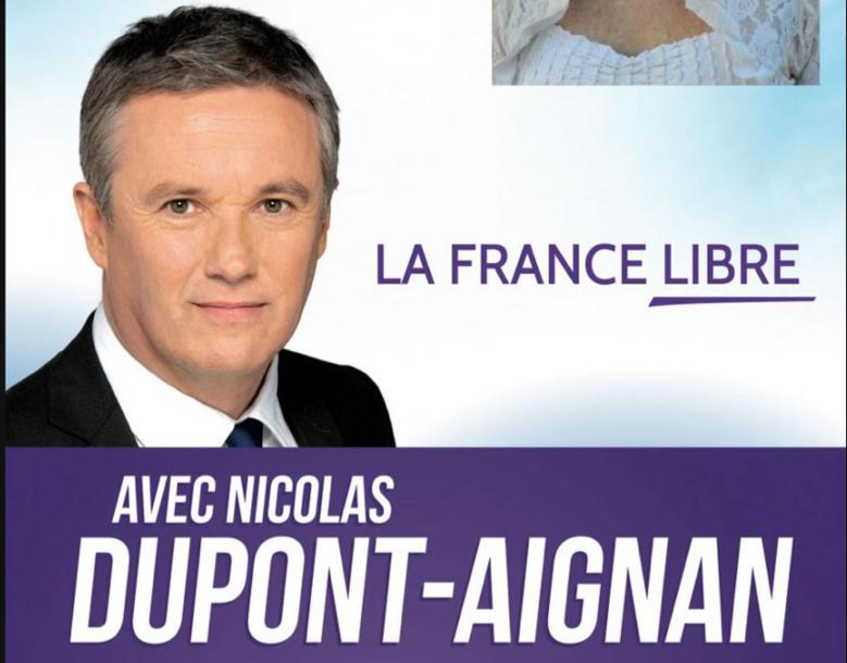 """""""J'attendais mieux de """"Debout La République"""""""